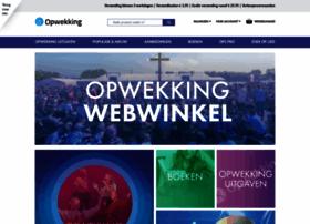 Opwekking-webwinkel.nl thumbnail