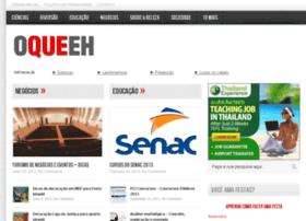 Oqueeh.com.br thumbnail