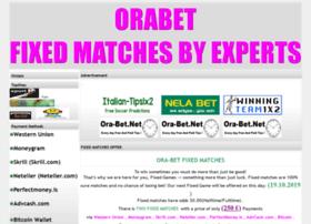 Ora-bet.net thumbnail