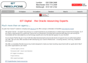 Oracle-resources.co.uk thumbnail