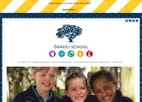 Orakeischool.co.nz thumbnail