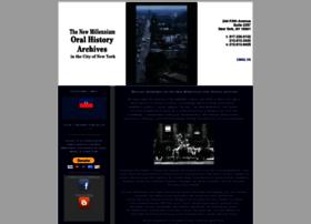 Oralhistoryarchive.org thumbnail