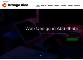 Orangedice.ae thumbnail