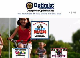 Orangevilleoptimists.ca thumbnail