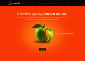Orapple.co.uk thumbnail