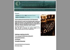 Oratorienchor.info thumbnail