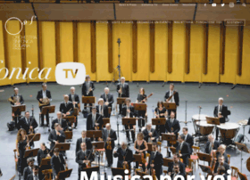 Orchestrasinfonicasiciliana.it thumbnail