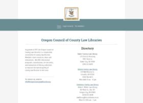 Oregoncountylawlibraries.org thumbnail