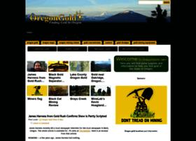 Oregongold.net thumbnail