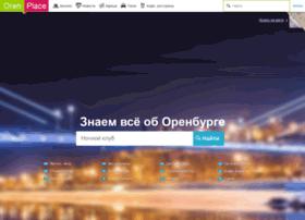 Orenplace.ru thumbnail