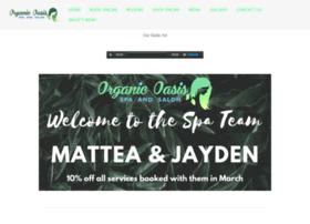 Organicoasisspa.ca thumbnail