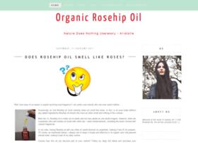 Organicrosehipoil.blogspot.com thumbnail