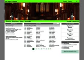 Orgelagenda.nl thumbnail