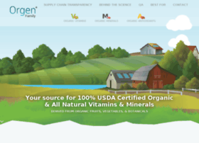 Orgen.organic thumbnail