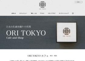 Ori-tokyo.jp thumbnail