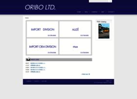 Oribo.co.jp thumbnail