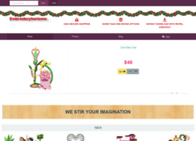 Oriental-embroidery.com thumbnail