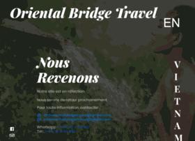 Orientalbridgetravel.com thumbnail