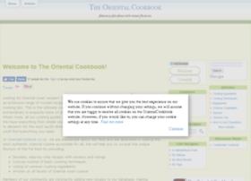 Orientalcookbook.co.uk thumbnail