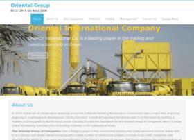 Orientalgroup.om thumbnail