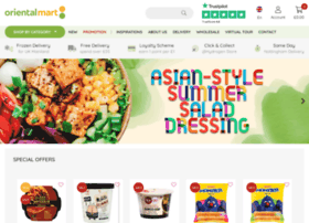 Orientalmart.co.uk thumbnail