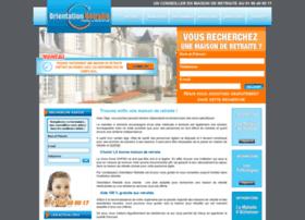 Orientationretraite.fr thumbnail