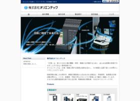 Orientec.co.jp thumbnail