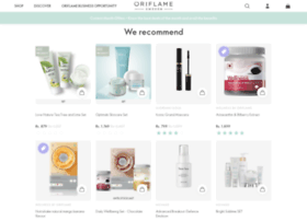 Oriflame.co.in thumbnail