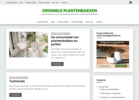 Origineleplantenbakken.nl thumbnail