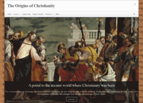 Originsofchristianity.net thumbnail