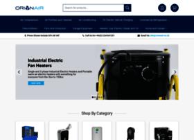 Orionairsales.co.uk thumbnail