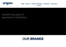 Orionelectronics.co.uk thumbnail