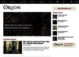 Oriononline.org thumbnail
