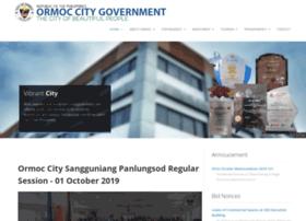 Ormoc.gov.ph thumbnail
