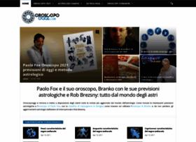 Oroscopooggi.com thumbnail