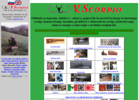 Orozjescorpio.si thumbnail