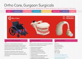 Orthocareindia.com thumbnail