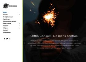 Orthoconsult.nl thumbnail