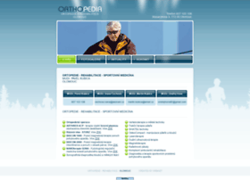 Orthopedia.cz thumbnail