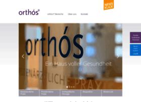 Orthos-berlin.de thumbnail