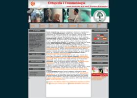 Ortopedia.edu.pl thumbnail