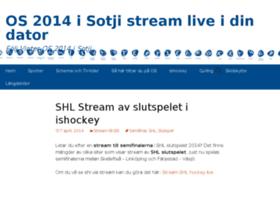 Os-stream.se thumbnail