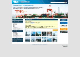 Osakaport.co.jp thumbnail