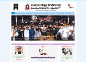 Osaps.bou.edu.bd thumbnail