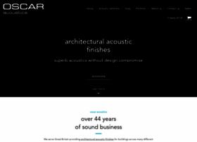 Oscar-acoustics.co.uk thumbnail