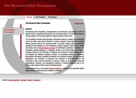 Osherfoundation.org thumbnail