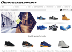 Oshitechsupport.co.uk thumbnail