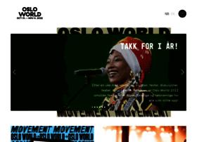 Osloworld.no thumbnail