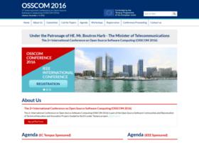 Osscom2016.osscom.org thumbnail