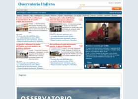Osservatorioitaliano.org thumbnail
